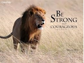 Stay Courages